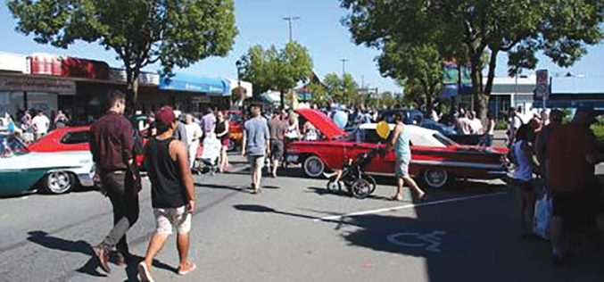 Events Preview: Langley Good Times Cruise-In