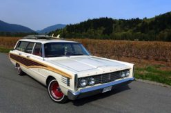 Classic Cruiser: 1965 Mercury Colony Park Station Wagon