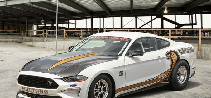 Ford Reveals the Fastest Drag Racing Mustang Ever