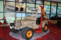 Farm Jeep and Jeep Tractor are Postwar Rarities