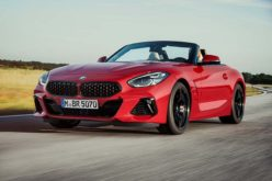 BMW Unveils All-New 2019 Z4 Roadster