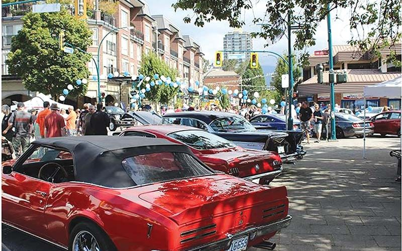 Events Preview: Downtown PoCo Car Show