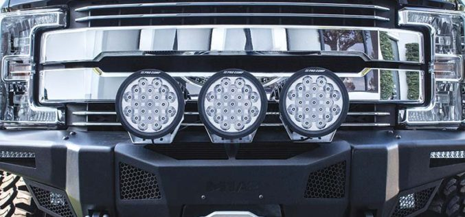 Pro Comp's New Motorsports Series 5- and 7-In. Dual Sport LED Lights