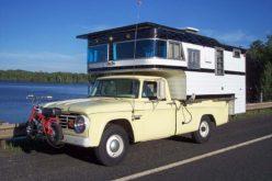Barn Find '66 Dodge Camper Special
