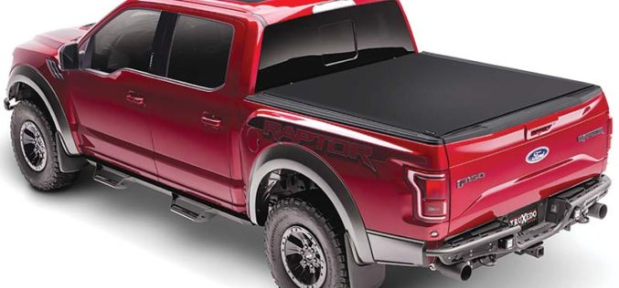 Truxedo Announces Release of All-New Sentry and Sentry CT Tonneau Covers