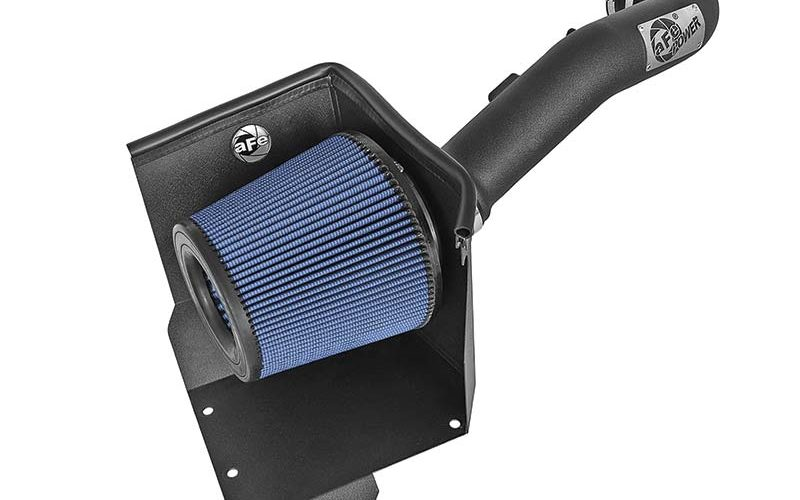 New Magnum Force Cold Air Intake for GM Silverado/Sierra from aFe Power