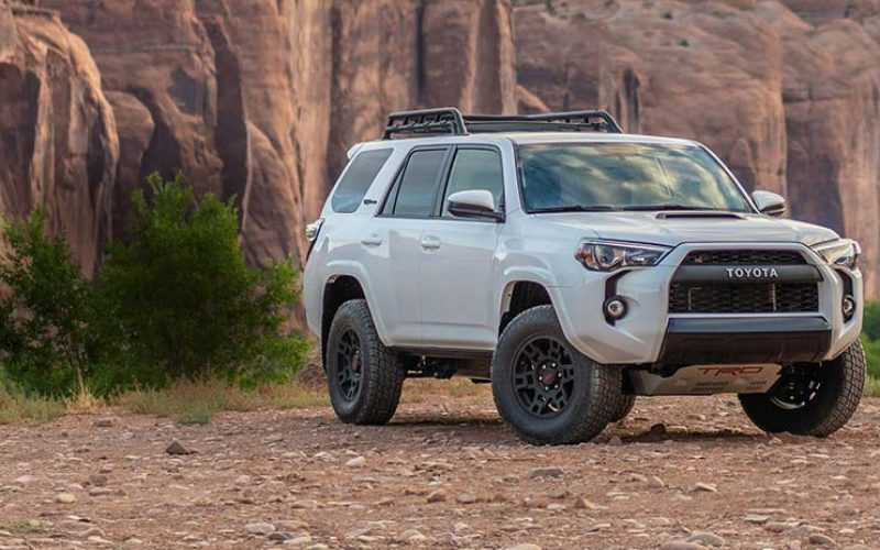 Toyota Unveils the 2019 4Runner with more Off-Road TRD Features