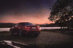 Lexus Announces Refresh of RC Luxury Sports Coupe