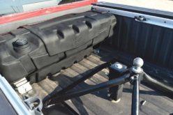 TITAN Fuel Tanks Travel Trekker 40 Auxiliary Fuel System