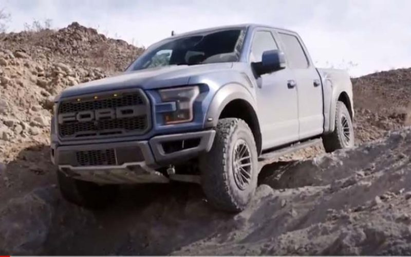 Ford Adds Cruise Control-like Trail Control to the 2019 F-150 Raptor