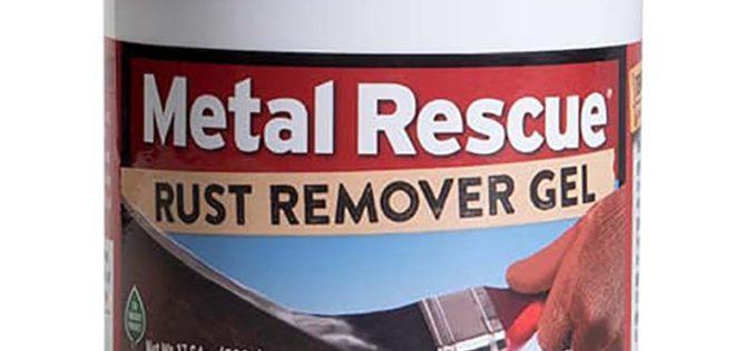 Workshop Hero Introducing Metal Rescue Rust Remover Gel