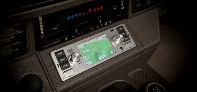 Jaguar Land Rover Classic Bringing Modern Infotainment Systems to Classic Cars