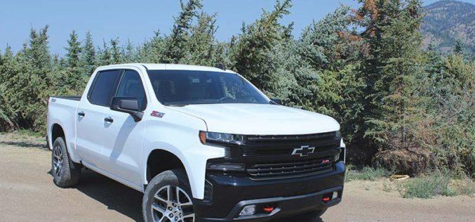 More of Everything: 2019 Chevrolet Silverado