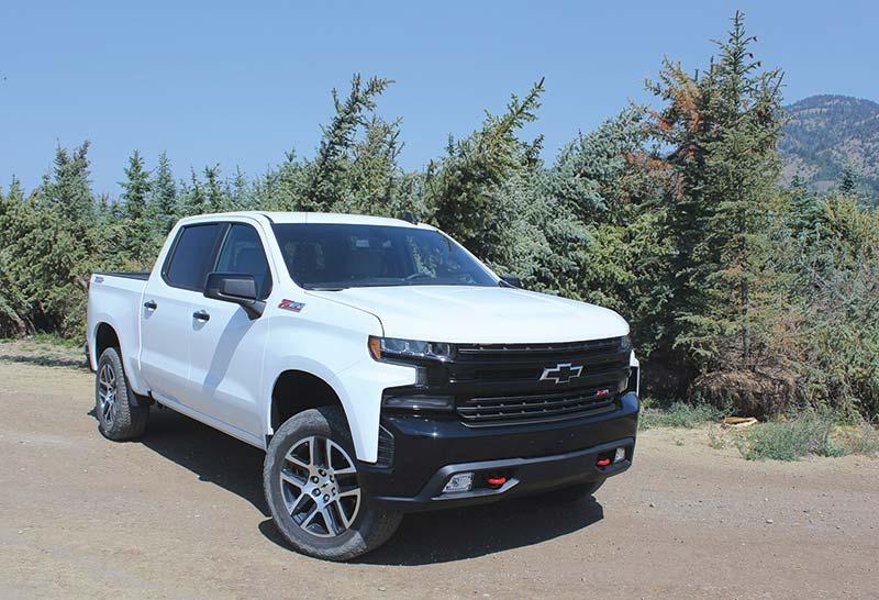 More of Everything: 2019 Chevrolet Silverado | Plus ...