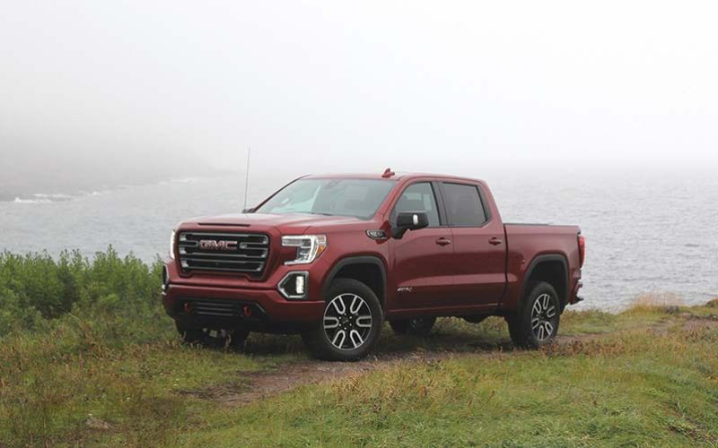 A Different Feel – 2019 GMC Sierra