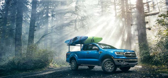 All-New Ford Ranger to Have Best-in-Class Payload, Gas Engine Torque and Towing Capability