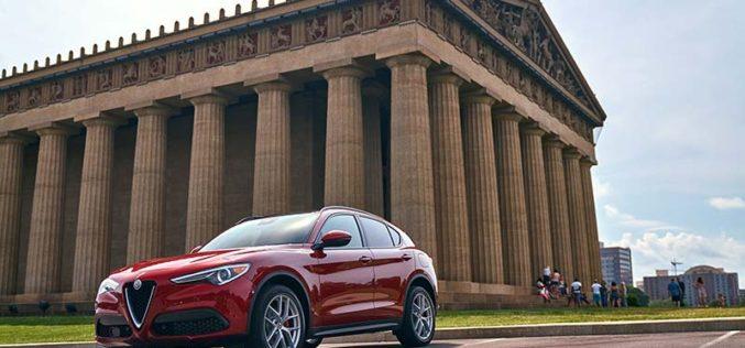 Road Test: 2018 Alfa Romeo Stelvio Ti Sport AWD