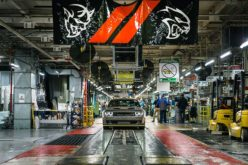 2019 Dodge Challenger SRT Hellcat Redeye Models Rolling Off Assembly Line