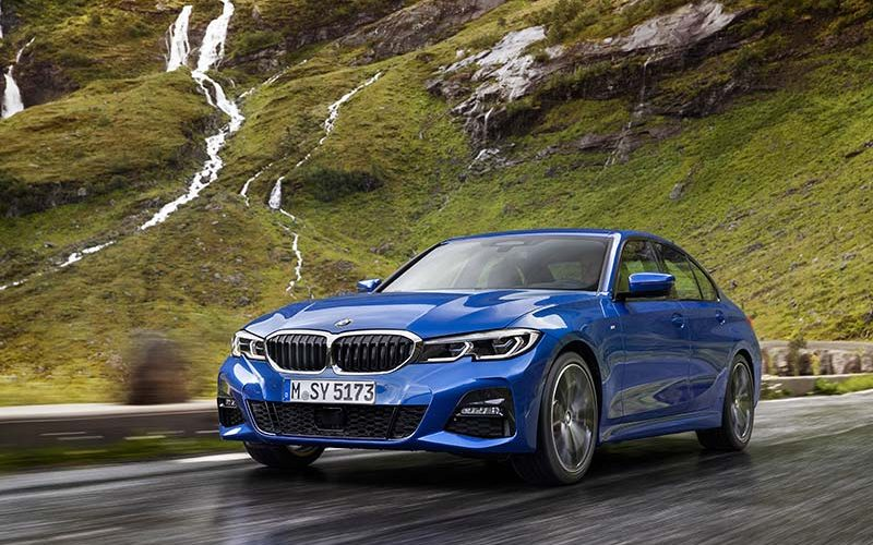 BMW Introduces All-New 3-Series