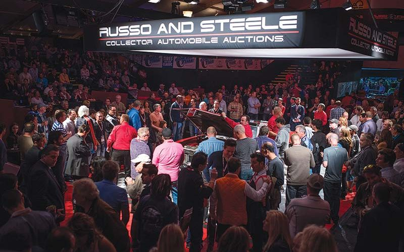 Events Preview: Russo and Steele 19th Annual Scottsdale Collector Automobile Auction