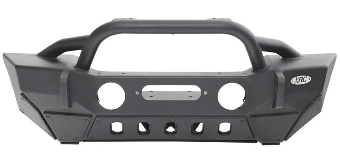Smittybilt Gen2 XRC/SRC Bumpers Now Offered for the Jeep Wrangler JL