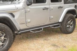 Rugged Ridge Releases New Spartan Nerf Bars for Various Jeep Models