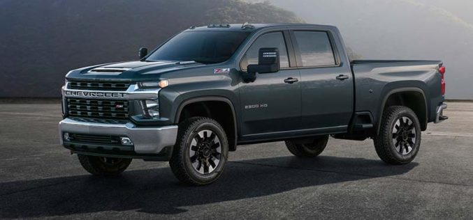 All-New 2020 Chevrolet Silverado HD Unveiled Ahead of Official February Debut