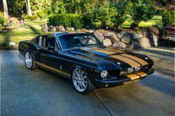 Rick Leginus' 1967 Shelby Pro Touring