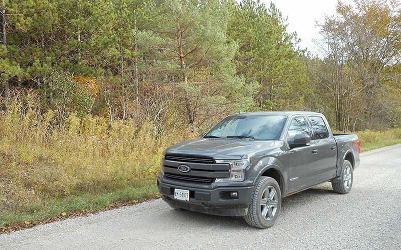 Road Test: 2018 Ford F-150 Diesel