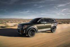 All-New 2020 Kia Telluride Makes Debut in Detroit