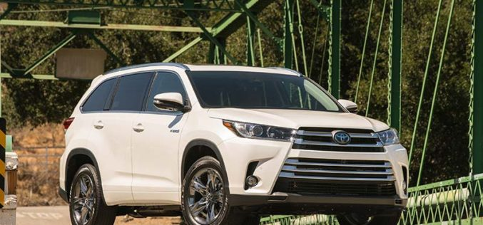 Road Test: 2019 Toyota Highlander Hybrid Limited
