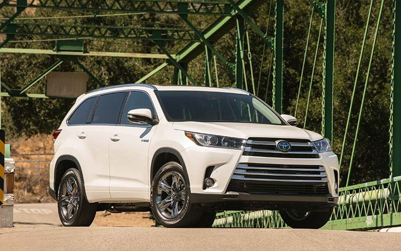 Road Test: 2019 Toyota Highlander Hybrid Limited