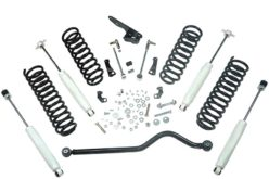 Alloy USA Launching New Line of Suspension Lift Kits for Jeep Models
