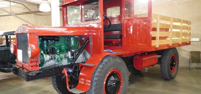 Coleman laid claim to 'first practical 4WD system'