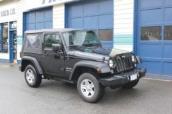 Tech: Jeep Wrangler JK First Phase Install
