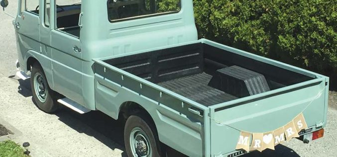 Feature: 3 Friends & A 1966 Isuzu Elf