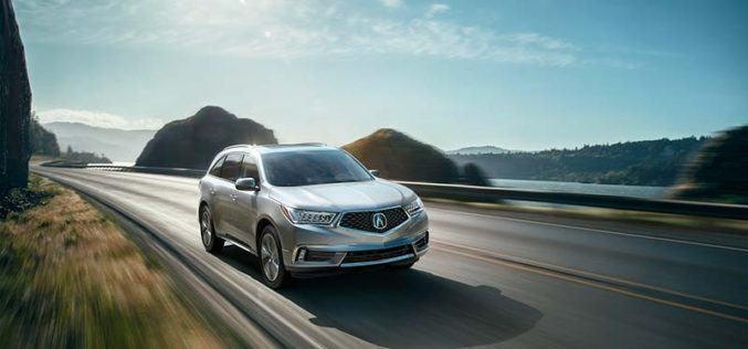 Road Test: 2019 Acura MDX Tech