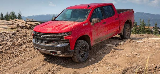 Road Test: 2019 Chevrolet Silverado LT Trail Boss