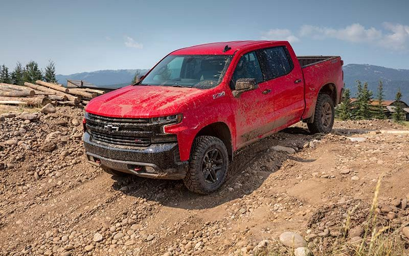 Road Test: 2019 Chevrolet Silverado LT Trail Boss