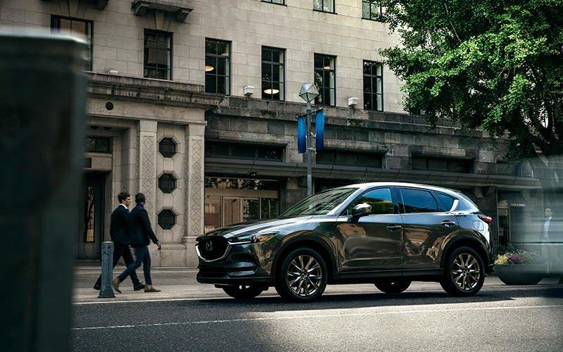 Road Test: 2019 Mazda CX-5 Signature
