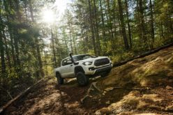 Updated 2020 Toyota Tacoma Debuts in Chicago