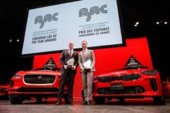 AJAC Announces the 2019 Canadian Car and Canadian Utility Vehicle of the Year Award Winners