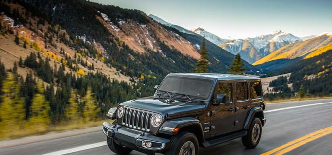 Road Test: Jeep Wrangler Unlimited Sahara