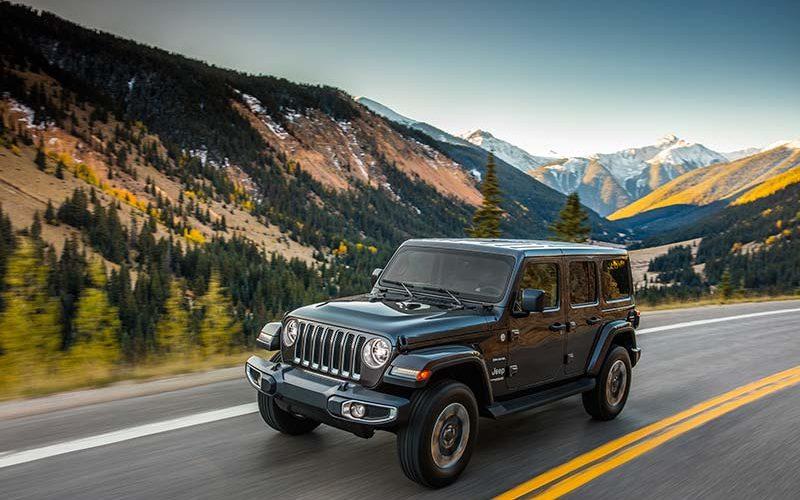 Road Test: Jeep Wrangler Unlimited Sahara