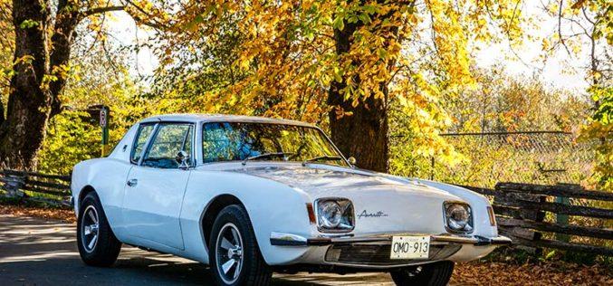 Classic Cars: 1964 Studebaker Avanti R3