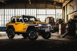 Mopar Designed Jeep Wrangler Rubicon 1941 Makes European Debut