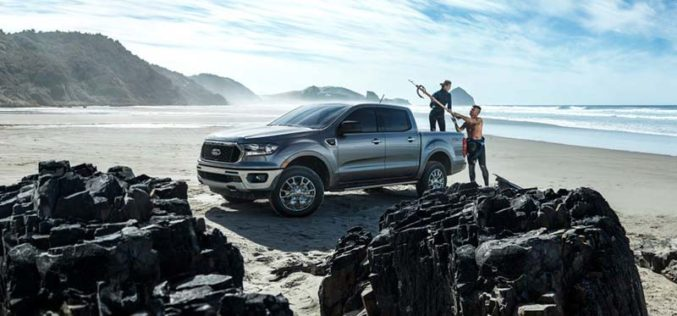 Mid-Size Resurrection: 2019 Ford Ranger