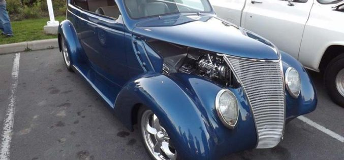 Attention to Detail – Bill Sitar's 1937 Ford Phantom Coupe