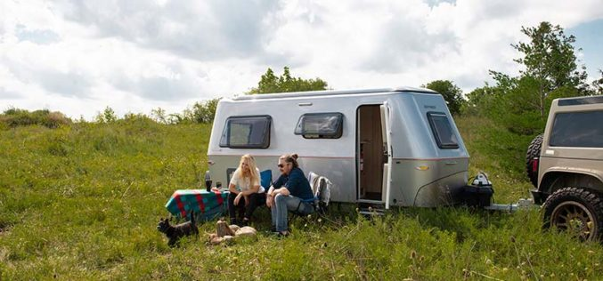 Small and Light: Five Lightweight Trailers that have it All