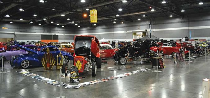 Events: 63rd Annual Portland Roadster Show